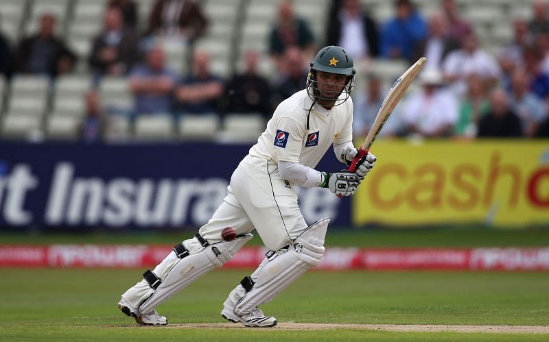Imran Farhat represented the Pakistan cricket team in 40 Test matches