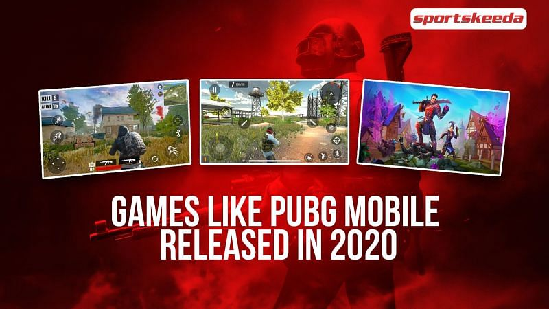 Games similar to PUBG Mobile that were released in 2020