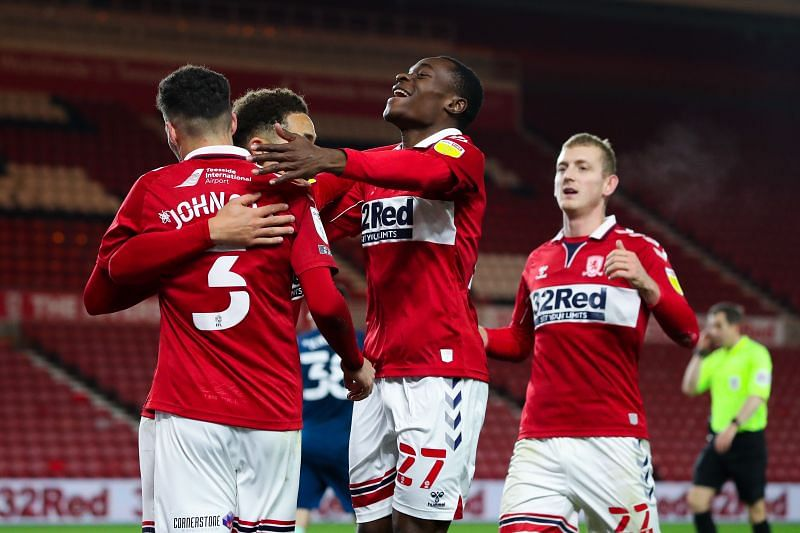 Middlesbrough will play Luton Town on Wednesday