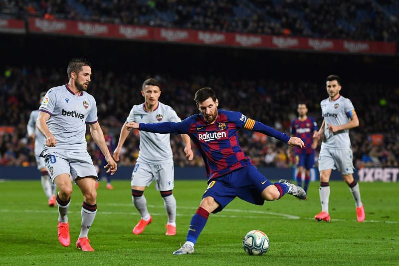 Barcelona take on Levante this weekend