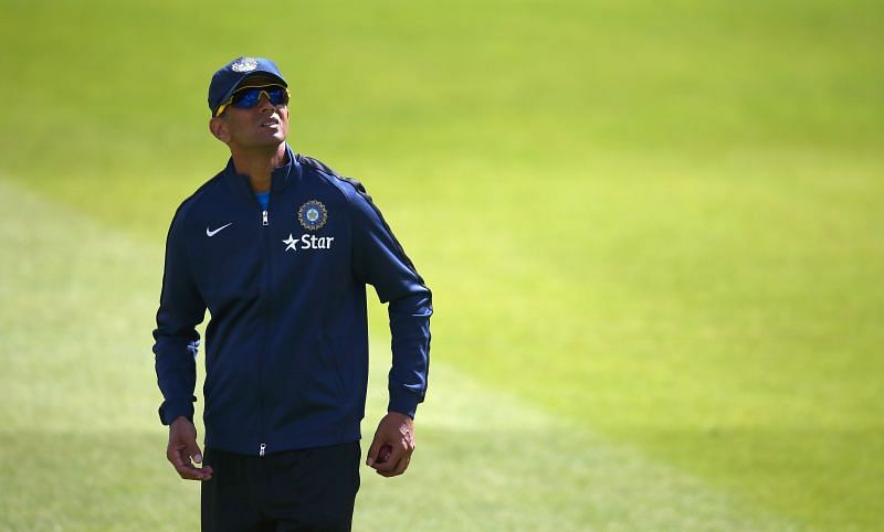 Could Rahul Dravid be the answer to India