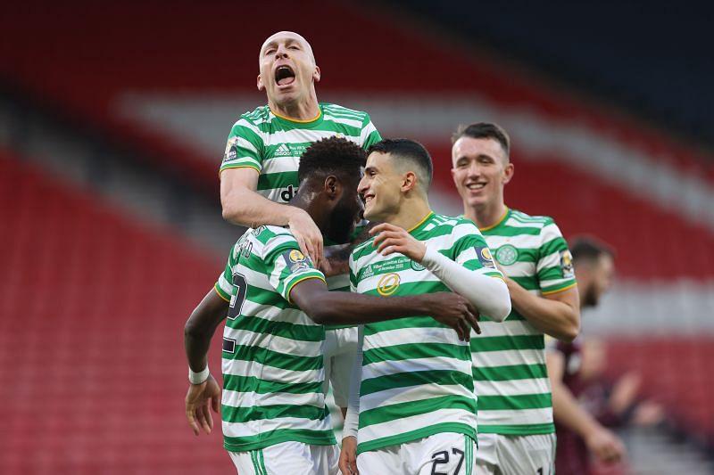 Celtic will host Ross County