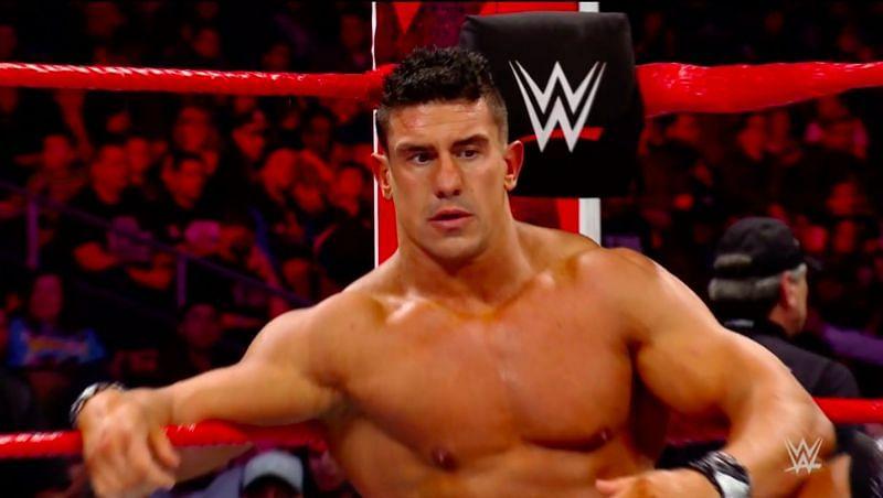EC3 on WWE RAW