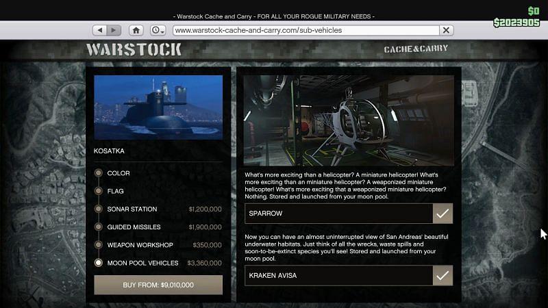 In-game screenshot (Image via Rockstar Games)