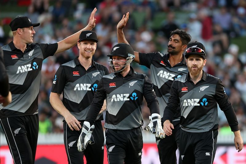 New Zealand strolled to victory in the second T20I.