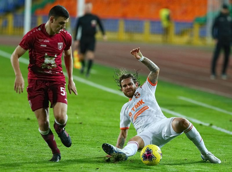 FC Ural need to win this game