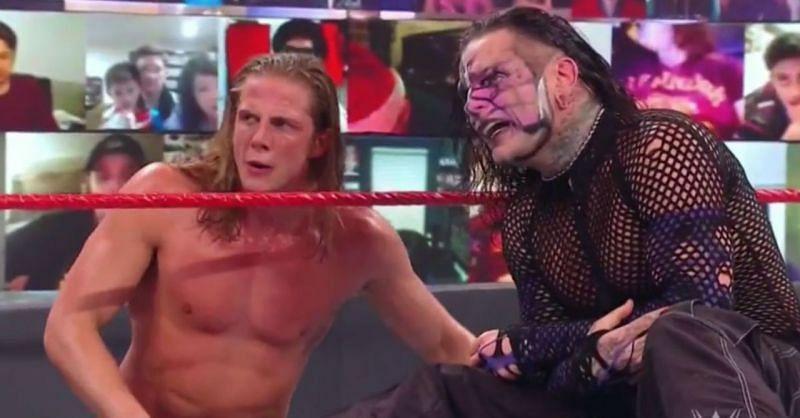 The Hardy Bros on WWE RAW