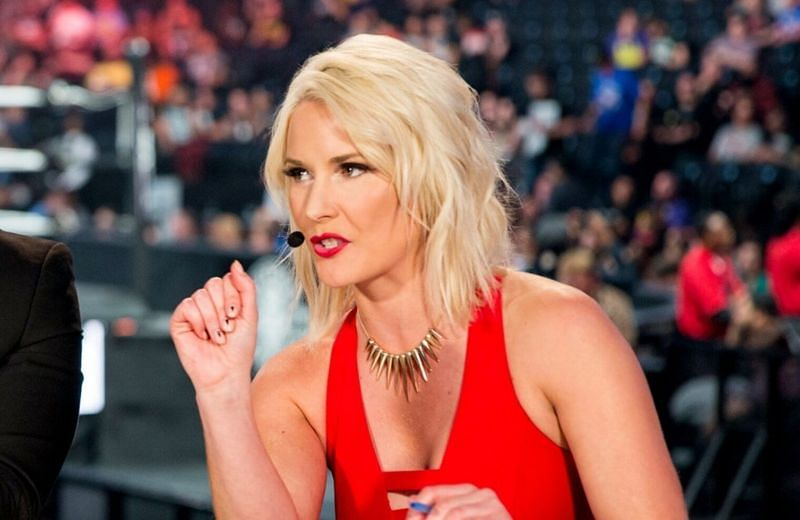 Renee Paquette announced her departure from the WWE back in August 2020