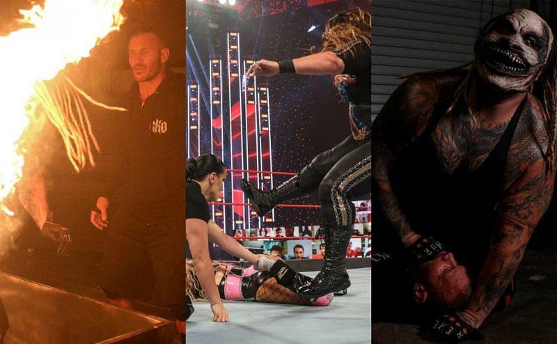 TLC से पहले हुआ RAW का आखिरी एपिसोड