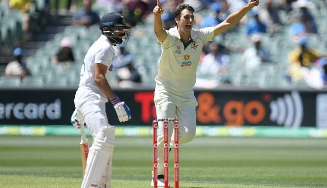 ऑस्ट्रेलिया-भारत, पहला टेस्ट