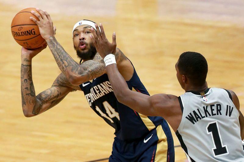 San Antonio Spurs vs New Orleans Pelicans
