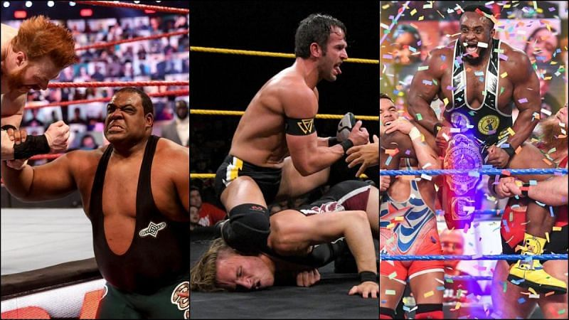 WWE could build some major rivalries this week