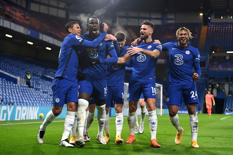 Chelsea travel to the Emirates Stadium on Boxing Day