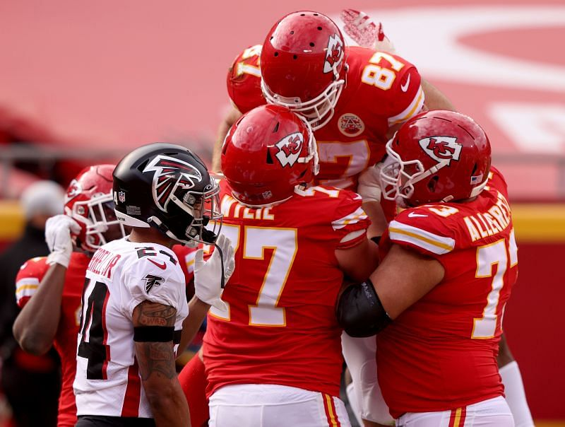 Kansas City Chiefs locked up home field advantage