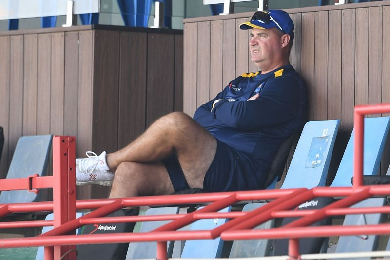 Mickey Arthur was left frustrated due to Sri Lanka