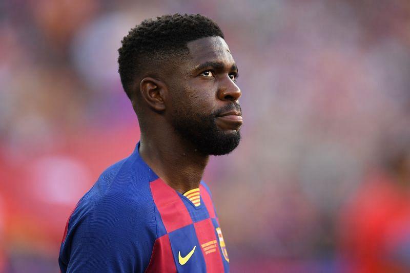 Samuel Umtiti could leave Barcelona soon