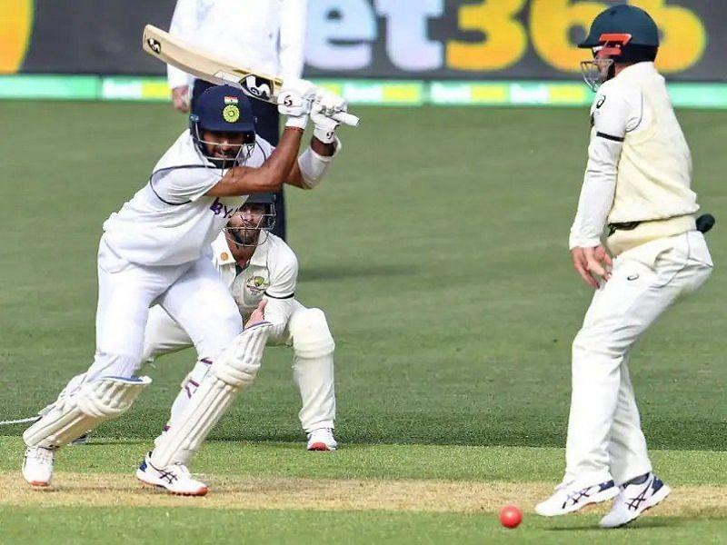 Cheteshwar Pujara took 160 balls to score his 43 runs