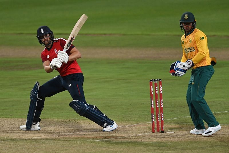 South Africa v England - 3rd T20 International