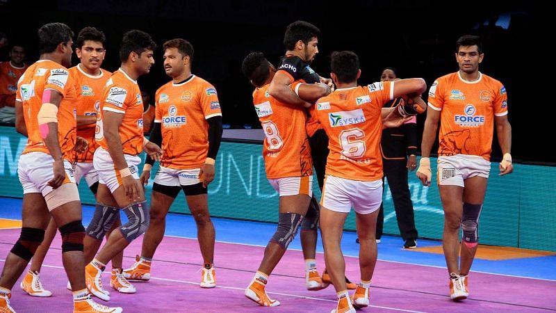 Puneri Paltan have never won a Pro Kabaddi title.