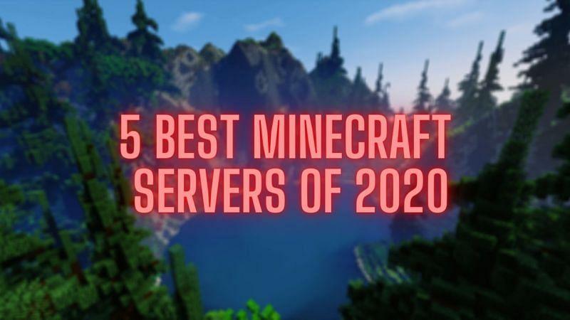 The best Minecraft servers