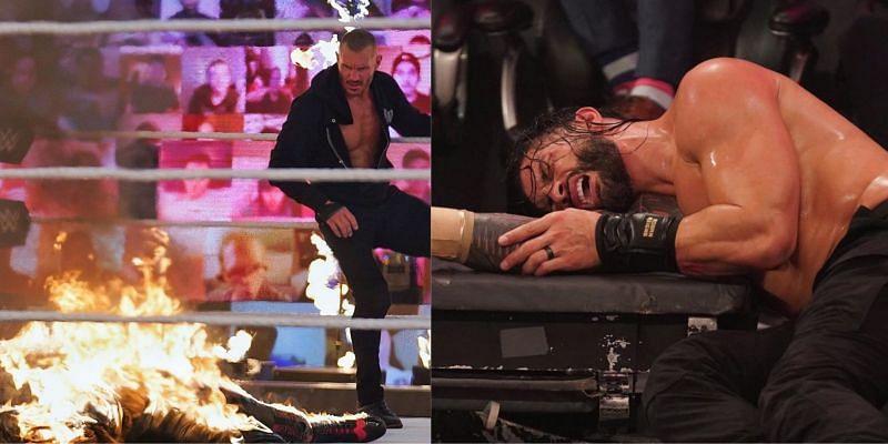 WWE TLC 2020 में काफी जबरदस्त मैच देखने को मिले और शो में काफी बवाल भी हुआ