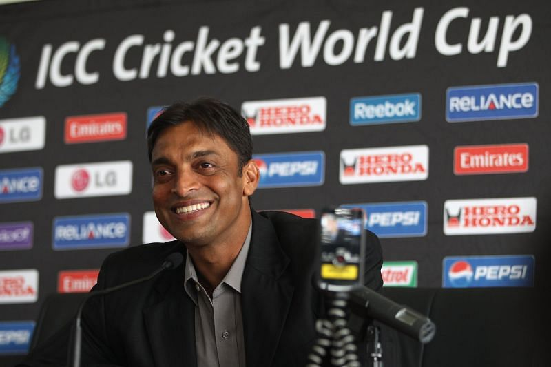 Shoaib Akhtar retired from international cricket after the 2011 World Cup