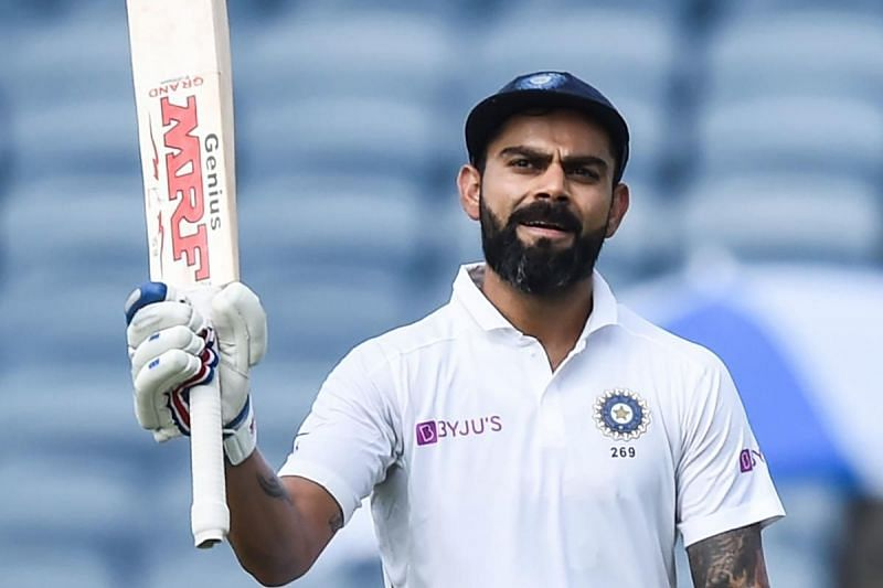 Virat Kohli ended the year in poor fashion, despite a strong fifty in India