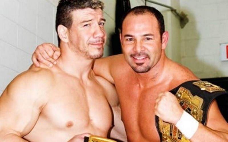 Eddie and Chavo Guerrero.