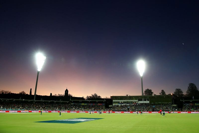 Canberra will host six matches of the Big Bash League this year