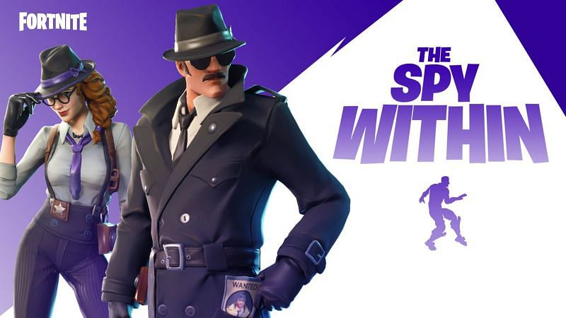 Spy Within is a Limited Time game-mode on Fortnite (Image via Epic Games)