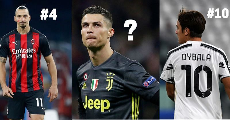 Cristiano Ronaldo has been in fine form for Juventus
