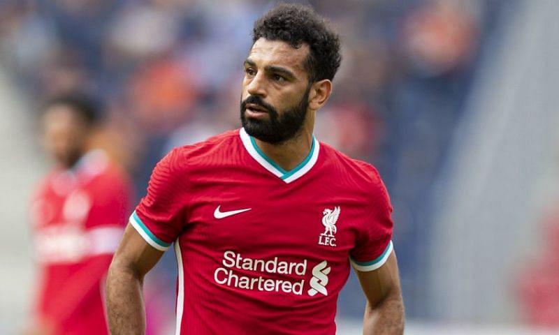 Mo Salah got an assist in Gameweek 10.
