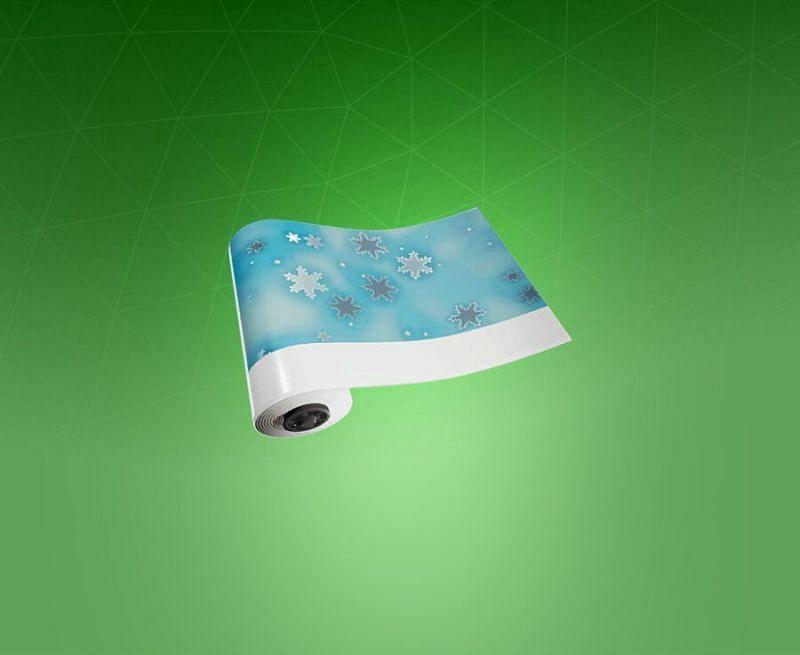The Snow Steel Wrap (Image via Epic Games - Fortnite)