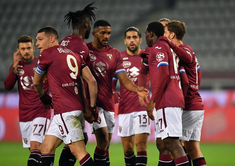 Torino will look to get only their second win in the league this season