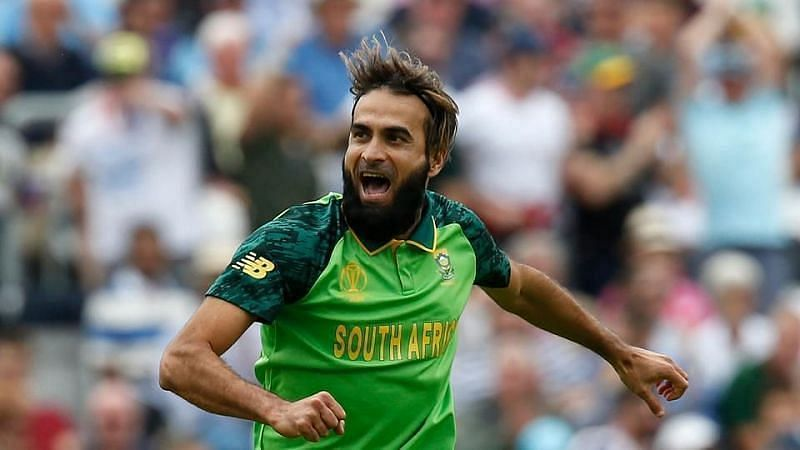 Imran Tahir is the only specialist spinner in Aakash Chopra