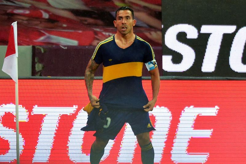 Carlos Tevez can give a strong performance coming on as a substitute in the key fixture.