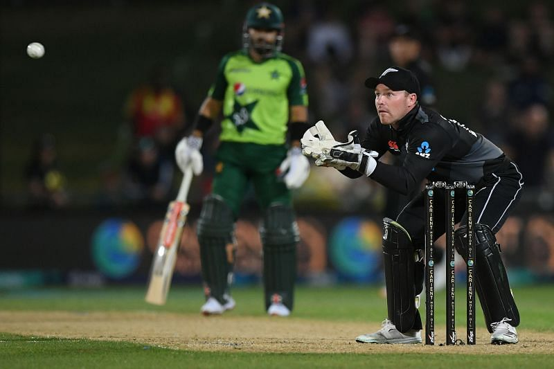 New Zealand v Pakistan - T20 Game 3