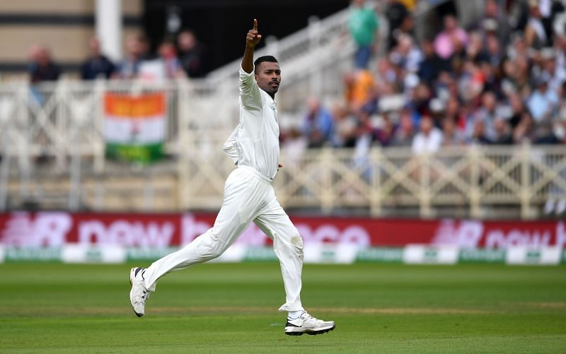 Hardik Pandya destroyed England at Trent Bridge in 2018