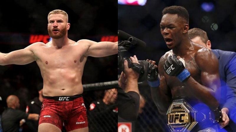 Jan Blachowicz will defend his UFC light heavyweight championship against Israel Adesanya in March