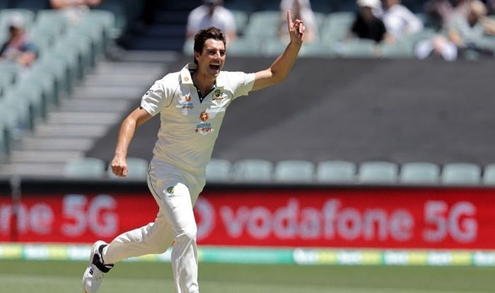 Pat Cummins bowled brilliantly in the first Test.