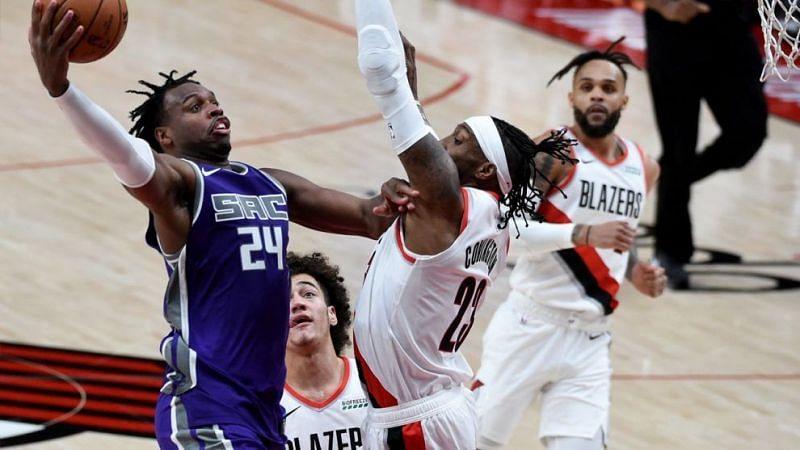 Sacramento Kings vs Portland Trail Blazers