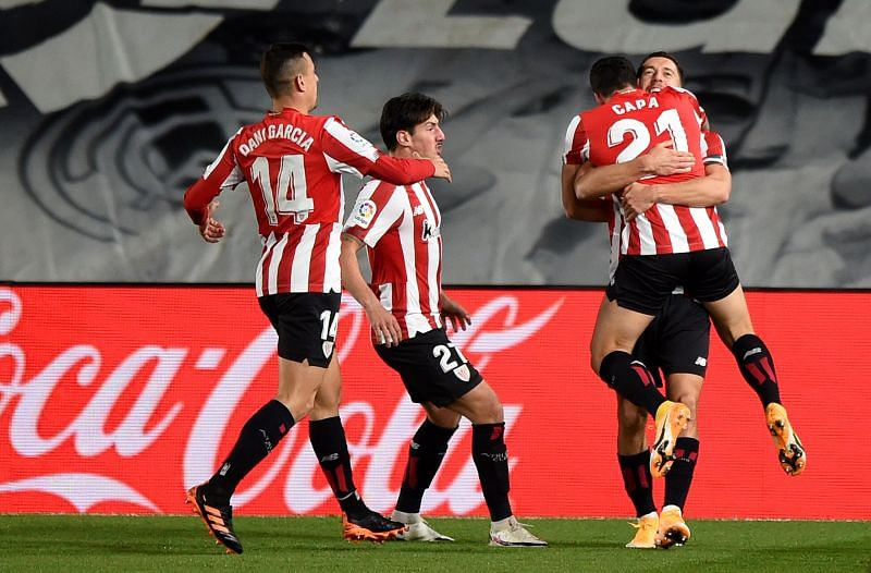 Athletic Bilbao take on SD Huesca this weekend