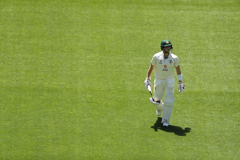 Steve Smith failed to get going at the MCG.