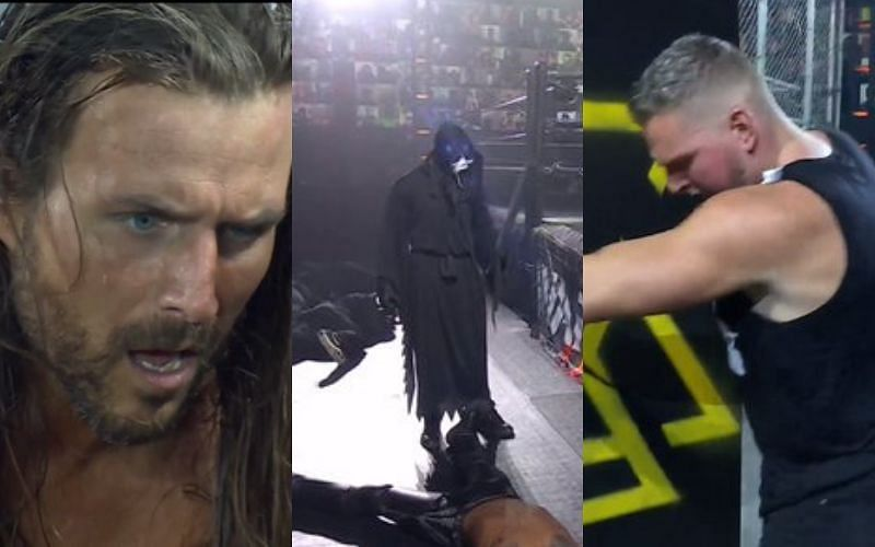 NXT TakeOver: WarGames made our jaws hit the floor more than once