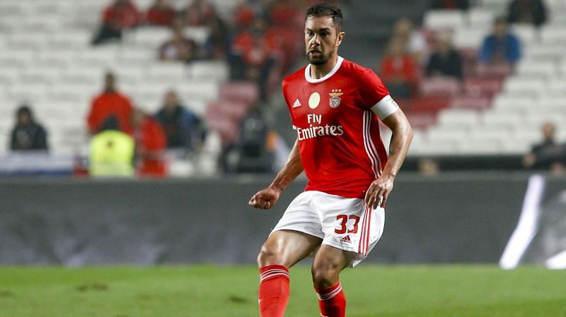 Benfica captain Jardel has tested Positive for COVID-19 and will not be available for the game