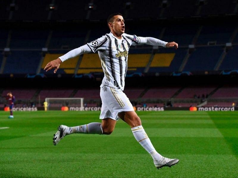 Ronaldo now has 20 goals against Barcelona in his career!