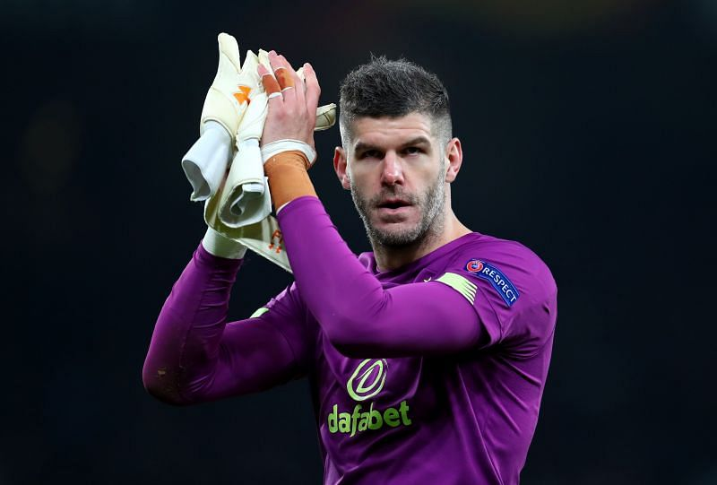 Celtic have missed the presence of Fraser Forster after he returned to Southampton following his loan spell