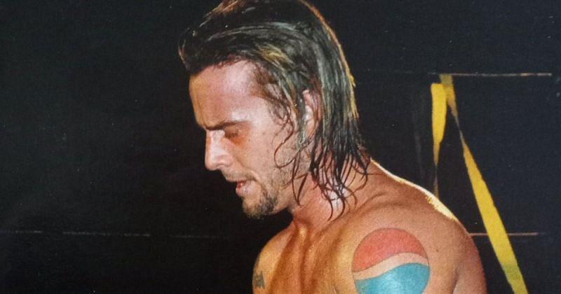 CM Punk in ROH.