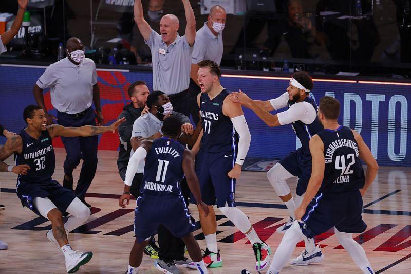 The Dallas Mavericks take on the Charlotte Hornets next