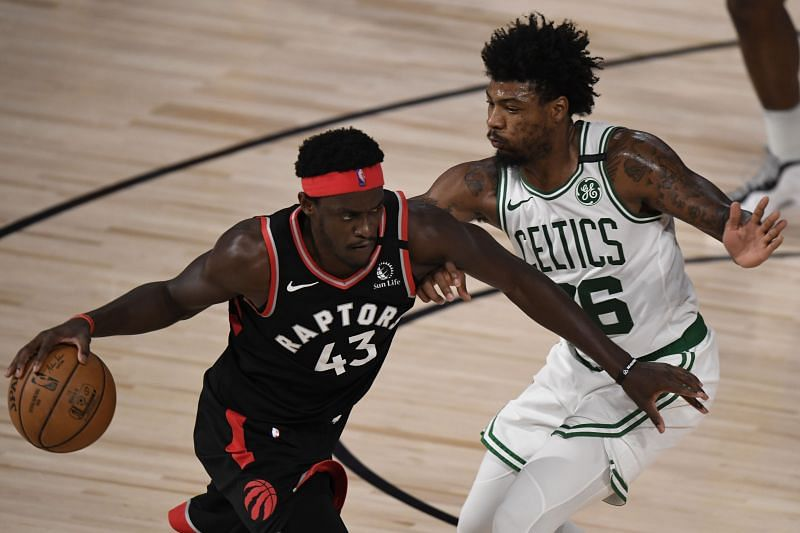 Toronto Raptors v Boston Celtics - Game Four